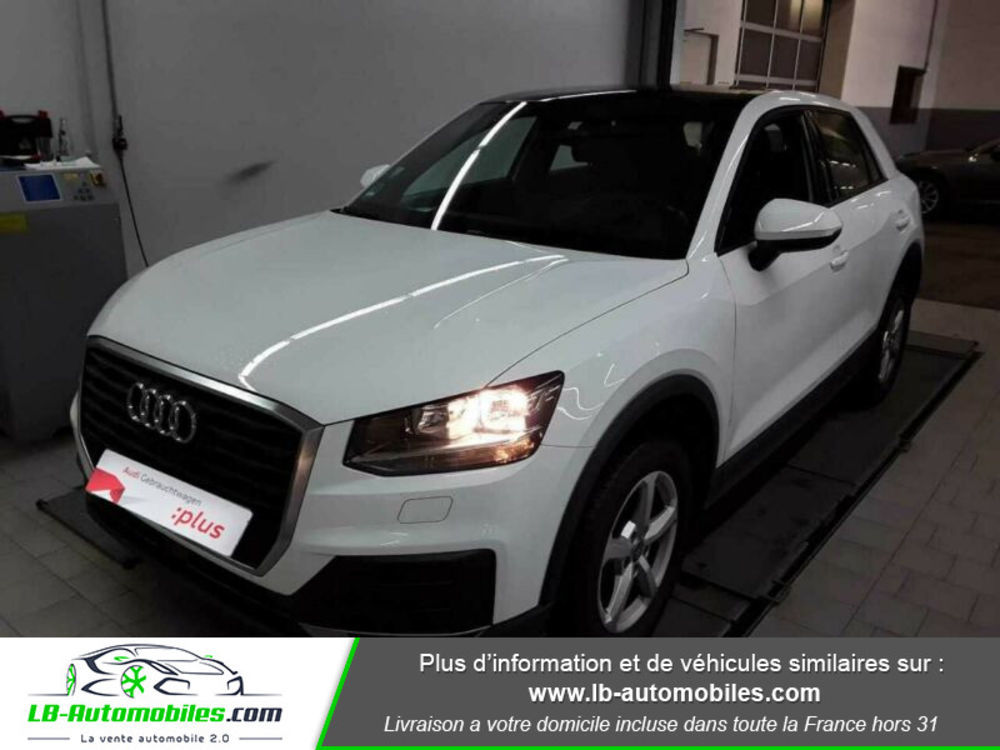 Q2 1.4 TFSI COD 150 ch S tronic 7 2017 occasion 31850 Beaupuy