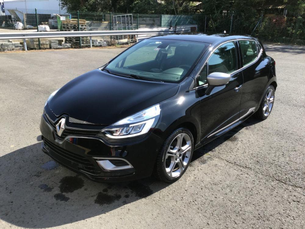 Voiture Renault Clio Iv Tce 90 E6c Gtline Occasion Essence 2019 31757 Km 13790 Paray Vieille Poste Essonne 992756511804