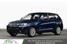 BMW X3 xDrive 30d 258 ch 2016 occasion Beaupuy 31850