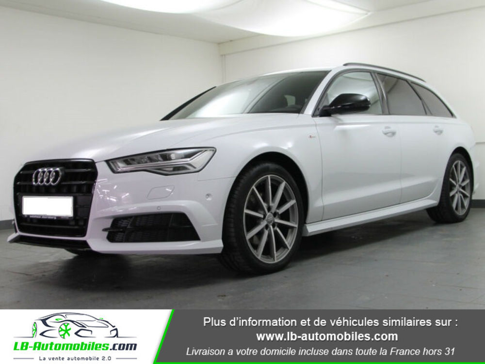A6 2.0 TDI 190 / S-Tronic 2018 occasion 31850 Beaupuy