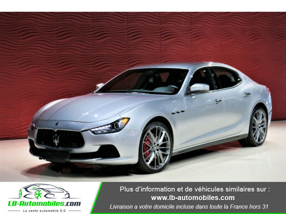 Ghibli 3.0 V6 410 S / A 2017 occasion 31850 Beaupuy
