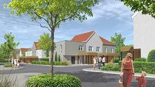 Maison mitoyenne au prix d'un appartement 199000 Haguenau (67500)