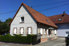 Location Maison Eberbach-Seltz (67470)