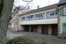 PFAFFENHOFFEN centre, belle opportunité bâtiment 8 pièces à saisir 158000