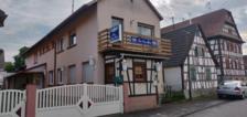 Oberlauterbach, local commercial de type Bar entièrement équipé. 700