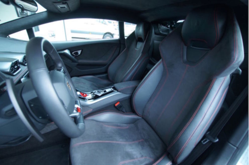 Huracan LP 610-4 - Automatique - GPS - Alcantara - 610 cv 2014 occasion 43240 Saint-Just-Malmont
