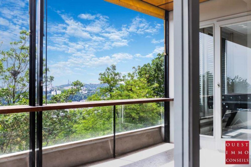 Vente Appartement APPARTEMENT DE CARACTÈRE - 172M2 - VUE PANORAMIQUE FOURVIERE  à Collonges au mont d or