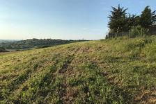 Terrain de 2446 m2 sur les côteaux 09700 LABATUT 80000 Labatut (09700)