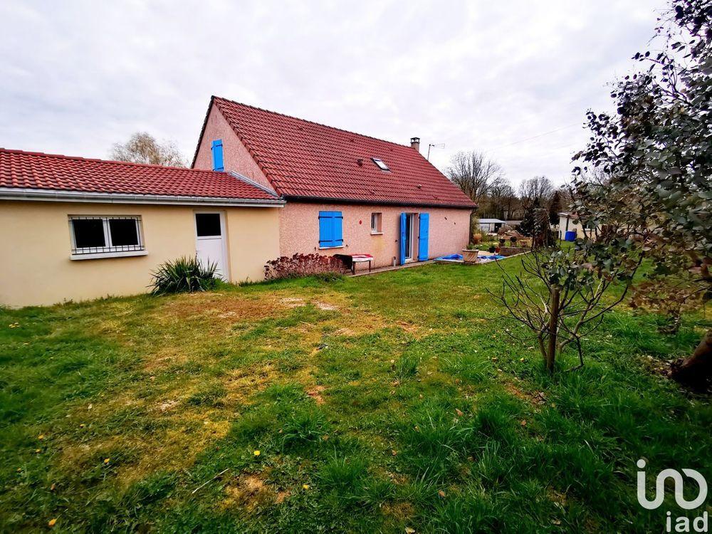 Vente Maison Vente Maison/villa 6 pièces Aulnois-en-perthois