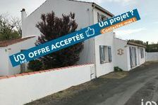 Vente Maison/villa 5 pièces 228000 Le Fenouiller (85800)