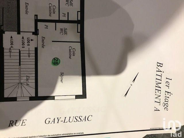 Appartement a vendre houilles - 1 pièce(s) - 23 m2 - Surfyn