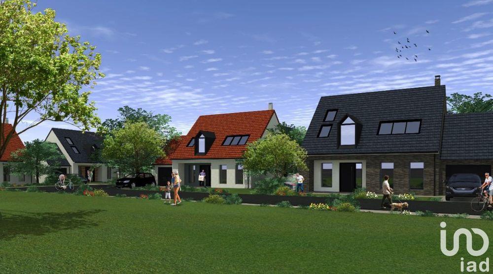 Vente Terrain Vente Terrain 440 m² Mametz