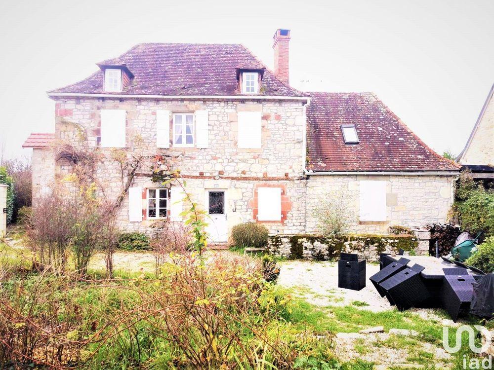 Vente Maison Vente Maison/villa 5 pièces Chauffour-sur-vell