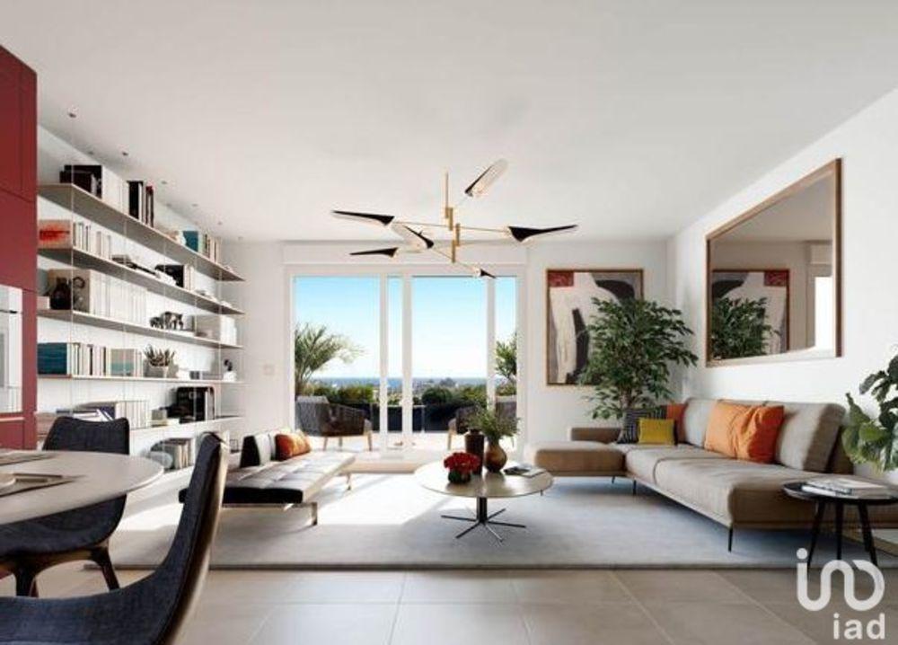 Vente Appartement Vente Appartement 3 pièces  à Nice