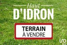 Vente Terrain Idron (64320)