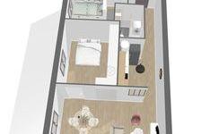 Vente Appartement 3 pièces 498000 Paris 13