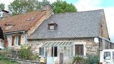 Maison traditionnelle de type F4 450 Riom-ès-Montagnes (15400)