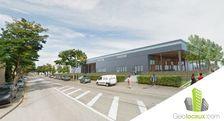 Location bureaux 390 m² non divisibles 130