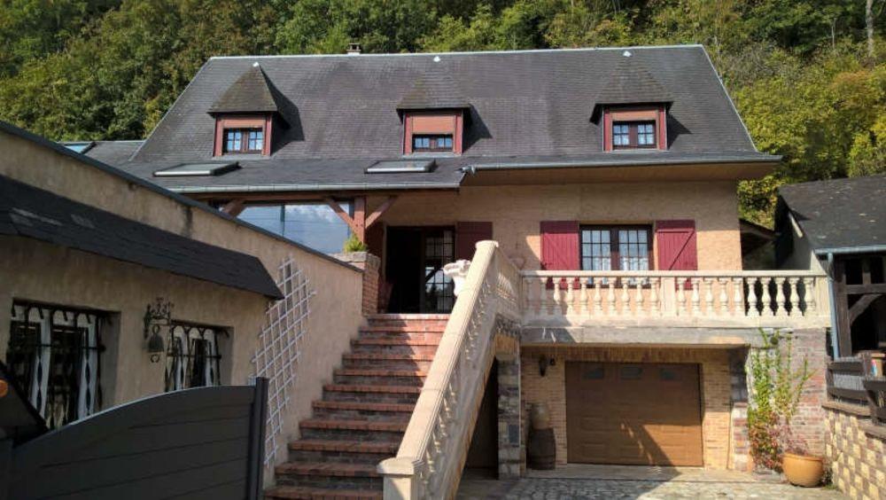 vente Maison - 7 pièce(s) - 150 m² Brionne (27800)