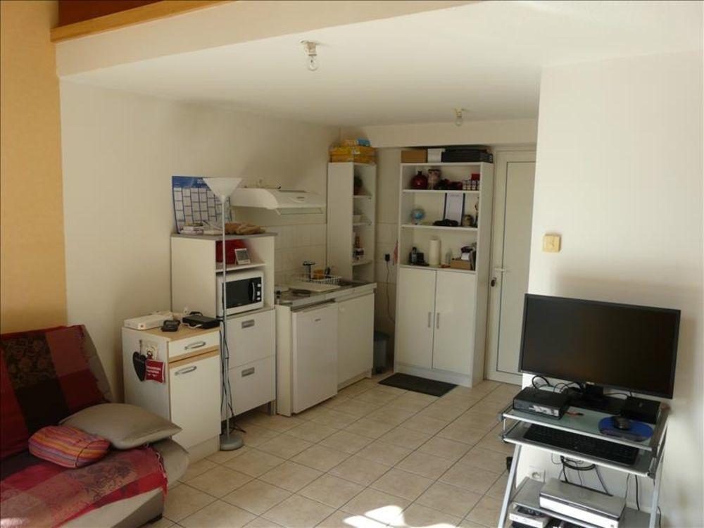 vente Appartement - 2 pièce(s) - 31 m² Villefranche-de-Rouergue (12200)