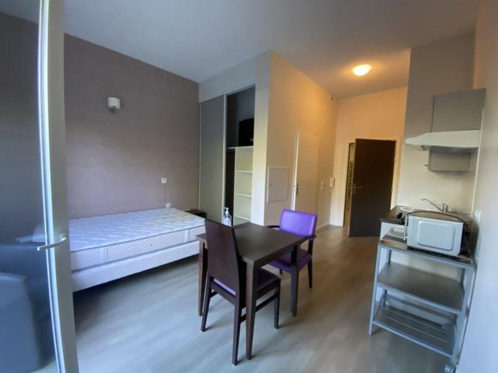 location Appartement - 24 m² Mérignac (33700)