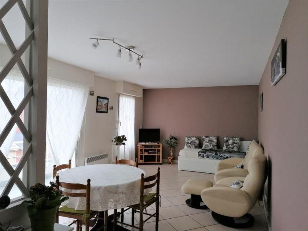 vente Appartement - 2 pièce(s) - 48 m² Abbeville (80100)
