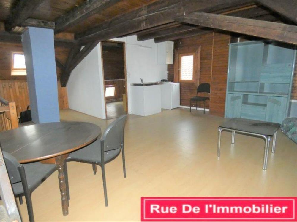 vente Appartement - 1 pièce(s) - 28 m² Saverne (67700)