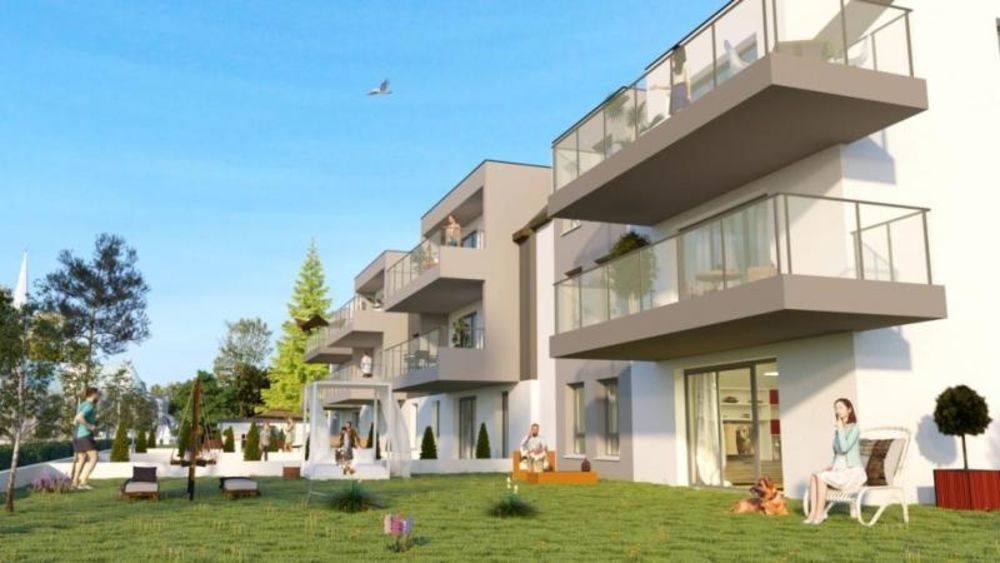 vente Appartement - 4 pièce(s) - 92 m² Wiwersheim (67370)