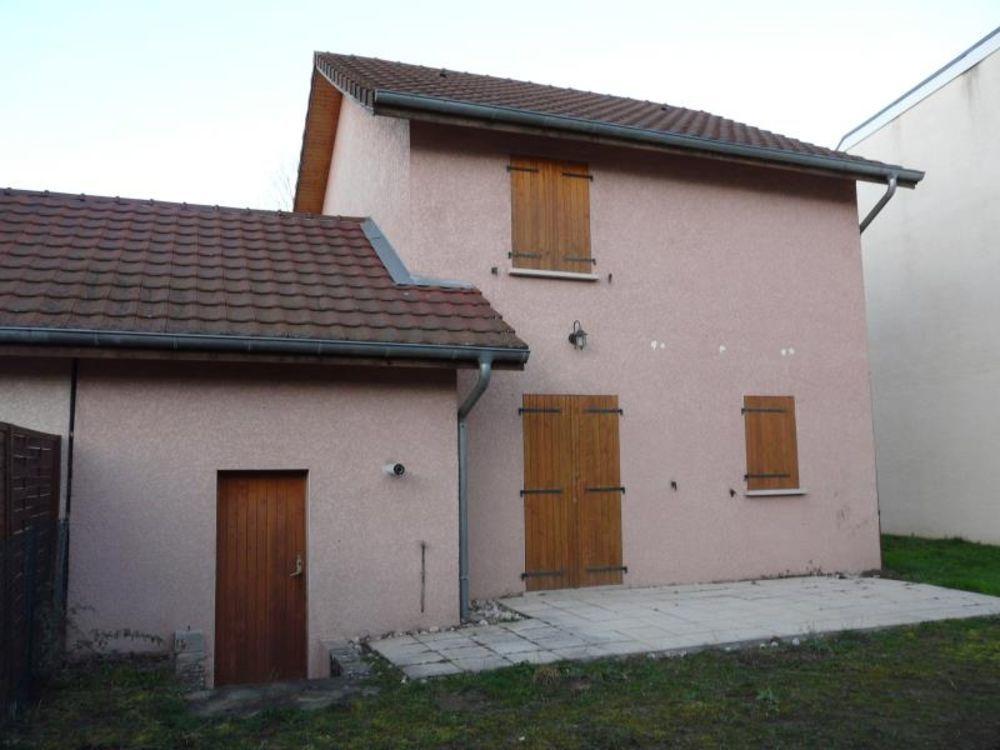 vente Maison - 4 pièce(s) - 85 m² Le Pont-de-Beauvoisin (38480)