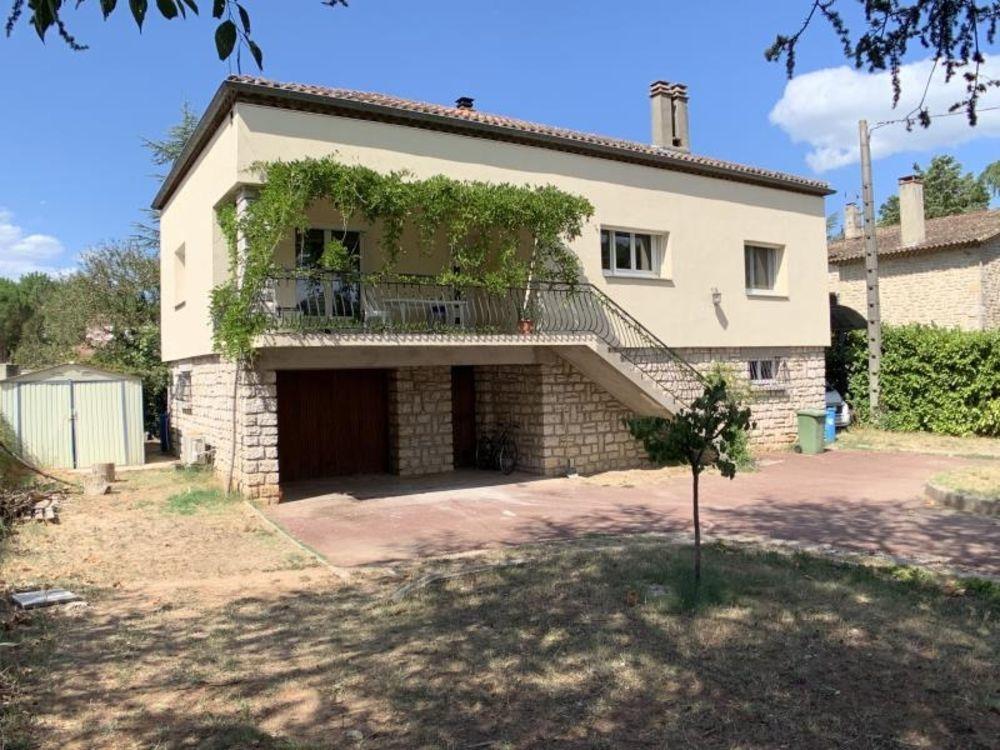vente Maison - 5 pièce(s) - 90 m² Vallon-Pont-d'Arc (07150)