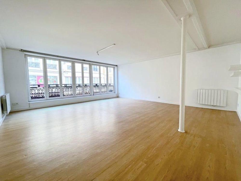 location Appartement - 3 pièce(s) - 75 m² Rouen (76000)