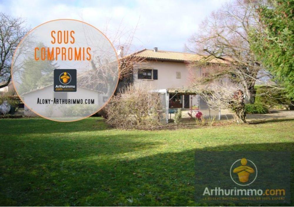 vente Maison - 5 pièce(s) - 142 m² Succieu (38300)