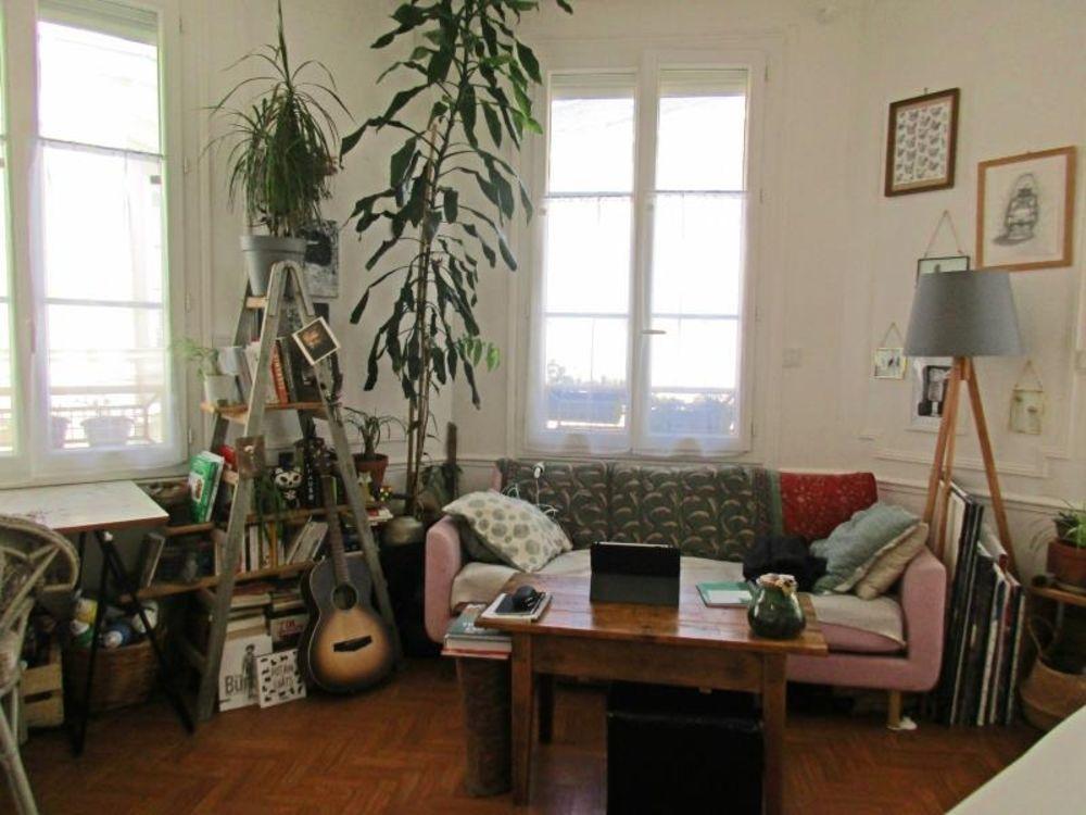 location Appartement - 2 pièce(s) - 29 m² Rouen (76000)