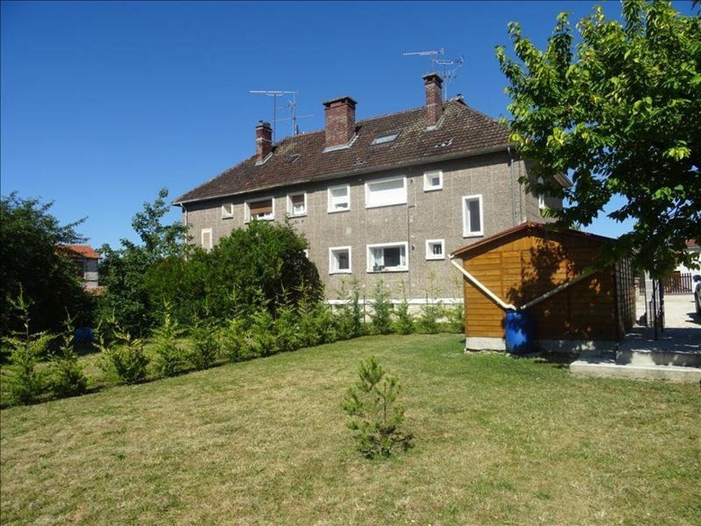vente Appartement - 2 pièce(s) - 48 m² Arcis-sur-Aube (10700)