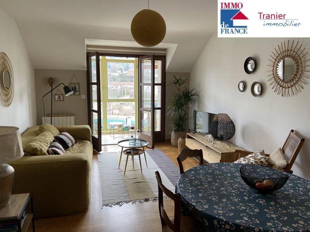 vente Appartement - 3 pièce(s) - 66 m² Villefranche-de-Rouergue (12200)