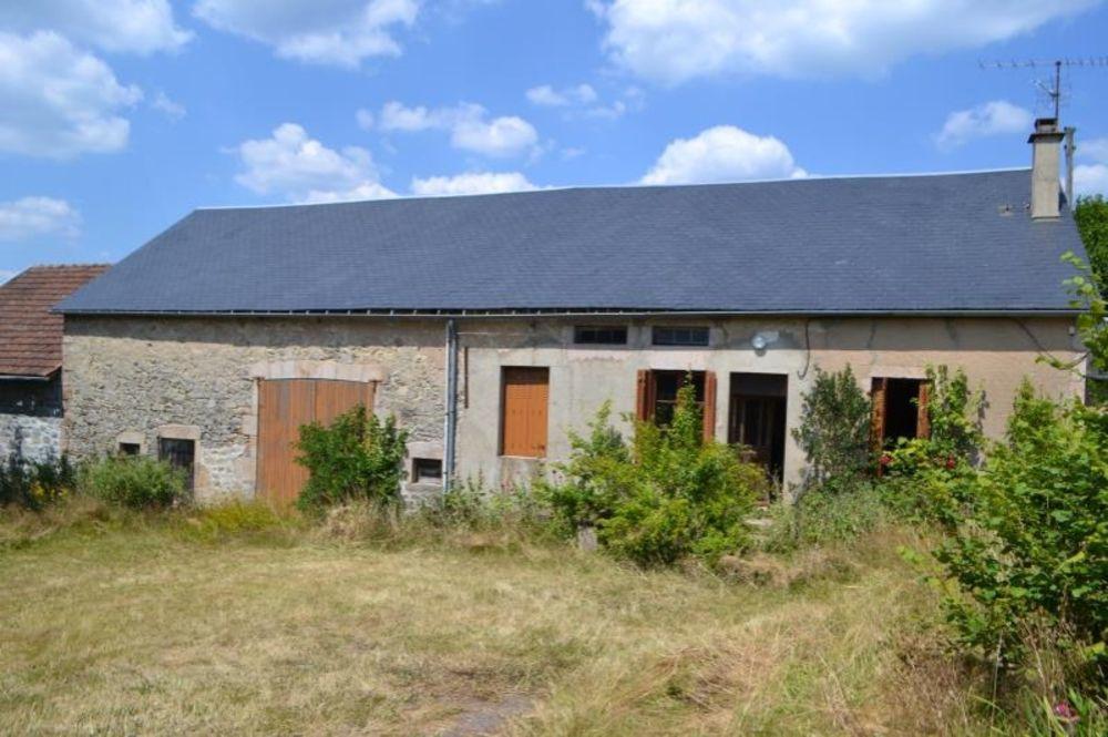 vente Maison - 4 pièce(s) - 68 m² Gouloux (58230)