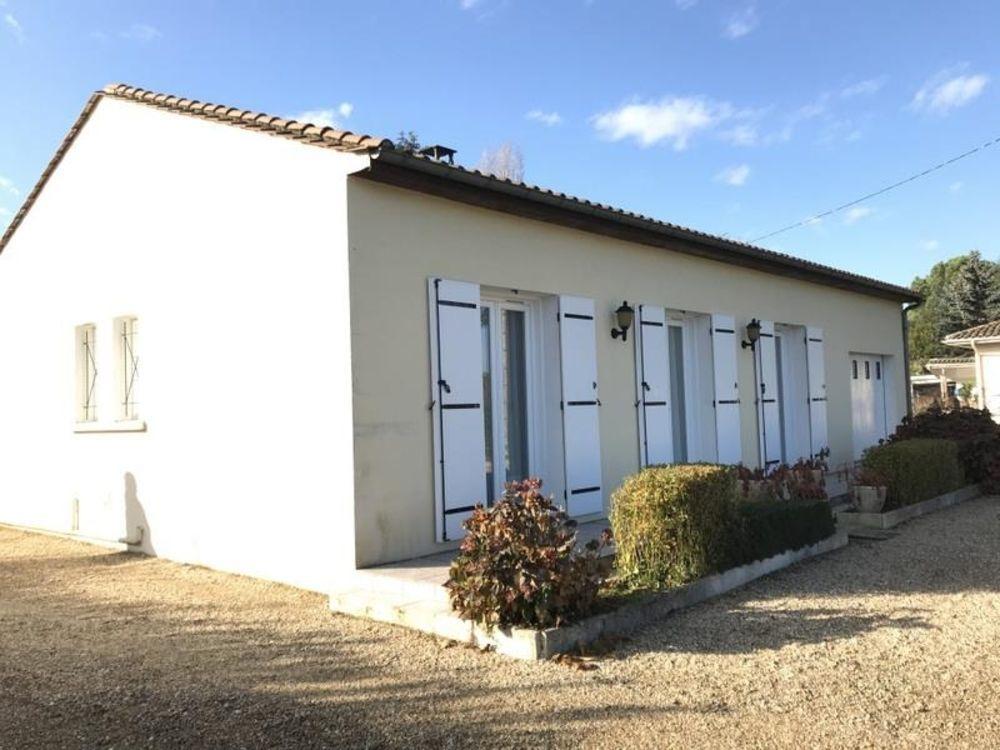vente Maison - 4 pièce(s) - 87 m² Montpon-Ménestérol (24700)