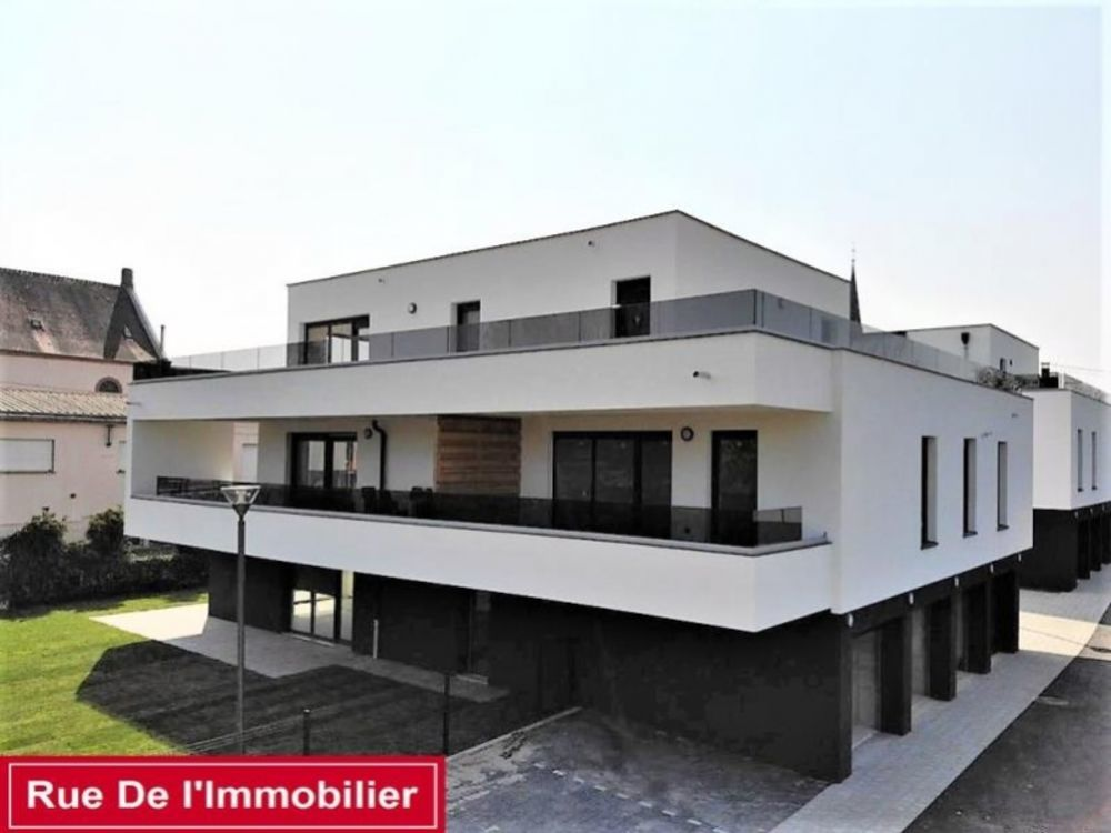 vente Appartement - 3 pièce(s) - 74 m² Schweighouse-sur-Moder (67590)