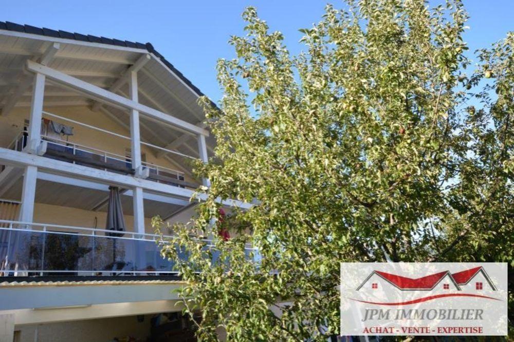 vente Appartement - 6 pièce(s) - 118 m² Marnaz (74460)