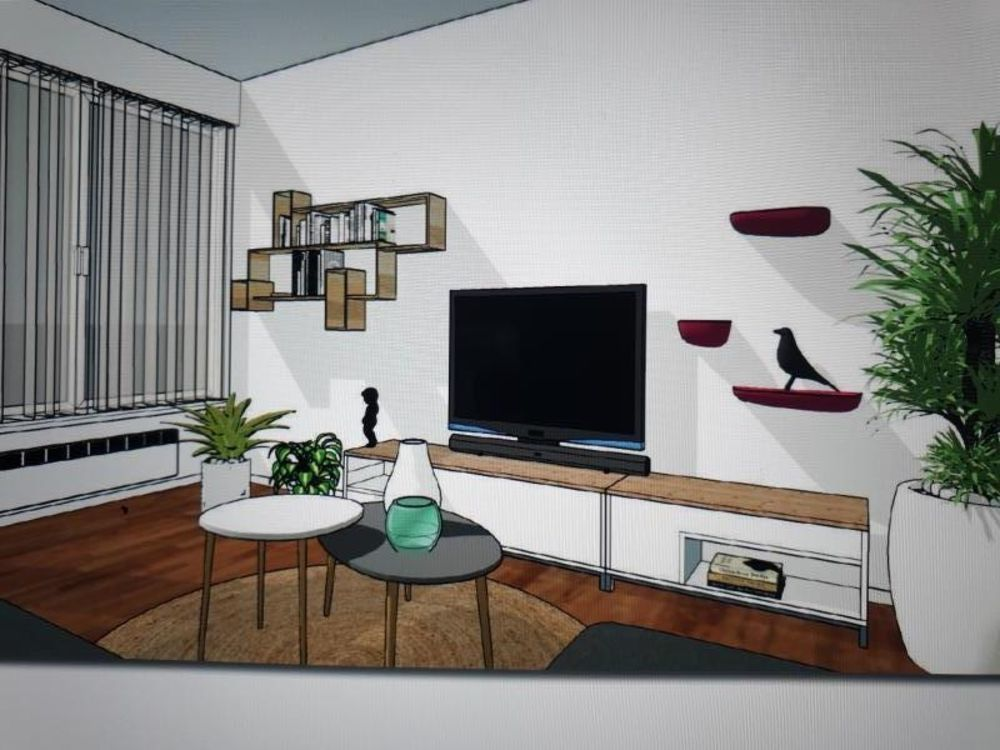 location Appartement - 5 pièce(s) - 122 m² Strasbourg (67000)