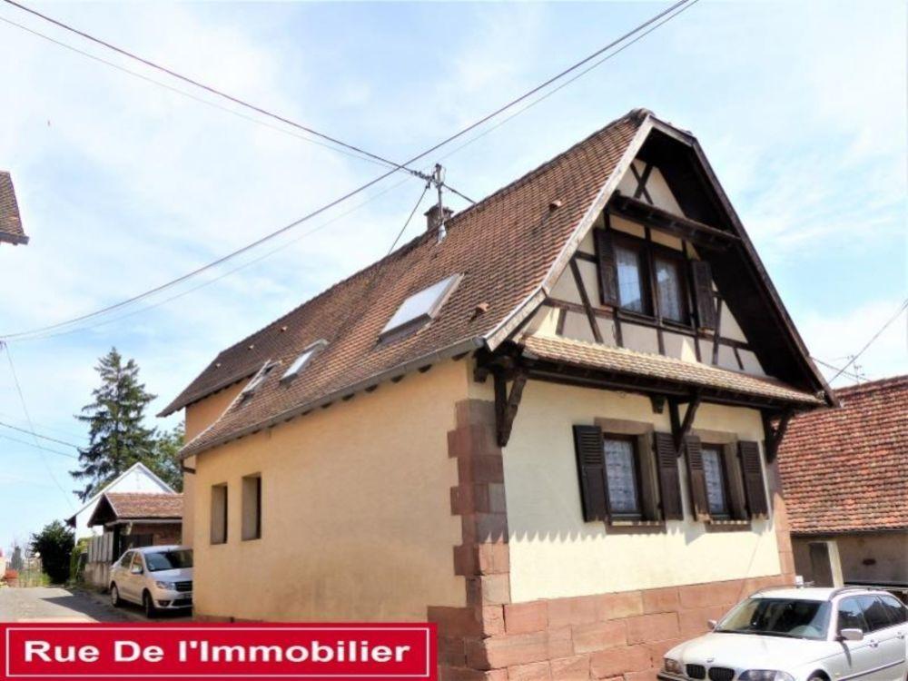 vente Maison - 3 pièce(s) - 85 m² Hochfelden (67270)