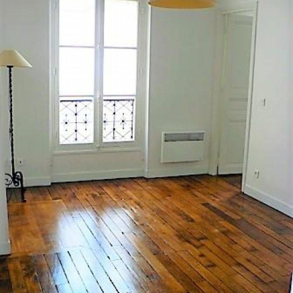 location Appartement - 1 pièce(s) - 35 m² Paris 17