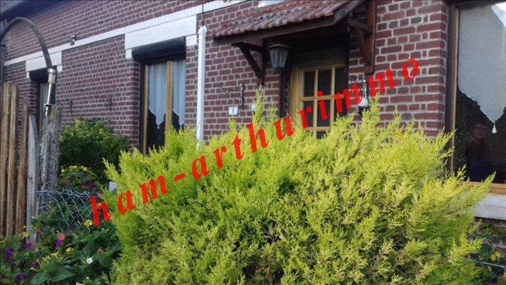 vente Maison - 5 pièce(s) - 98 m² Ham (80400)