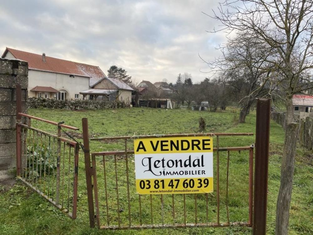 vente Terrain - 1054 m² Rioz (70190)