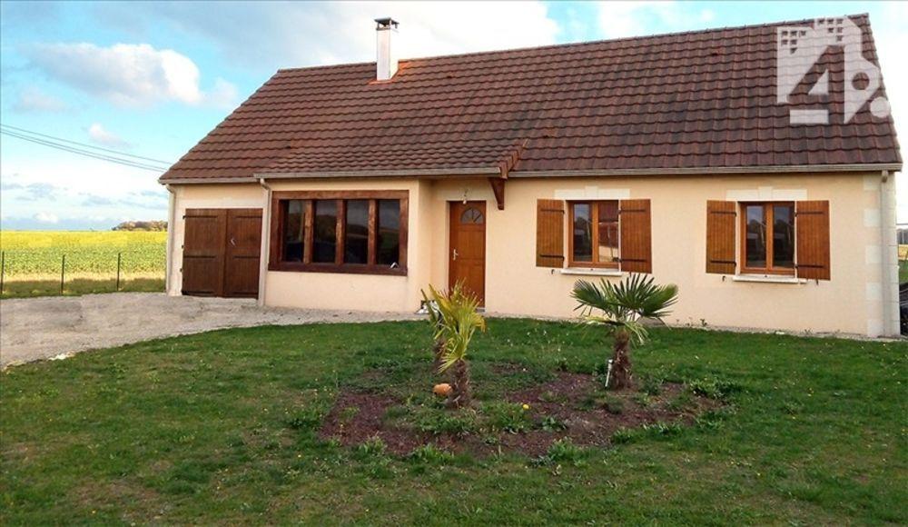 vente Maison - 5 pièce(s) - 88 m² Saint-Ouen (41100)
