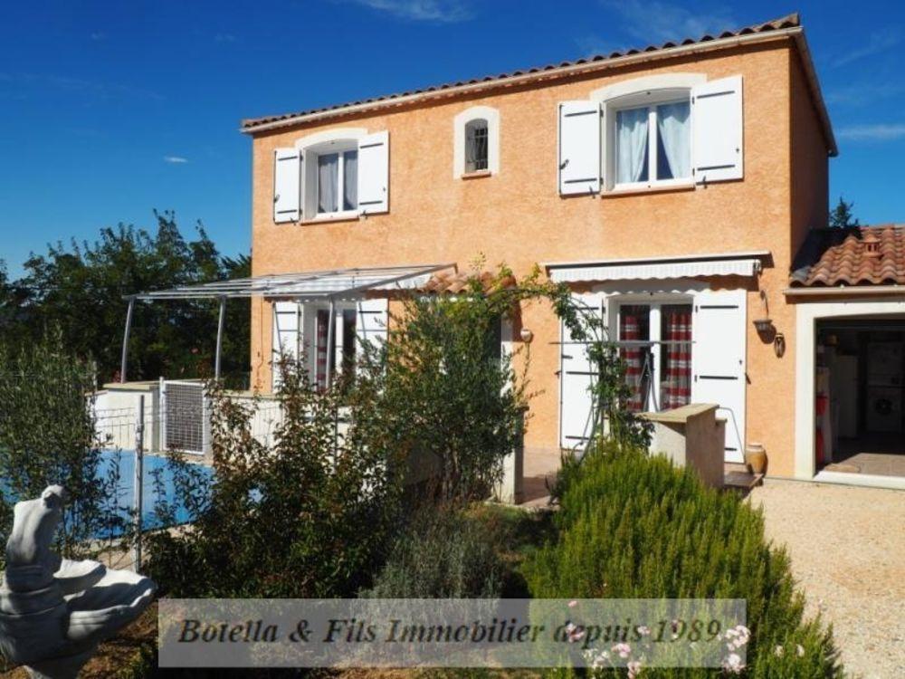 vente Maison - 6 pièce(s) - 105 m² Barjac (30430)