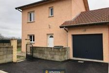 Location Maison Vézeronce-Curtin (38510)