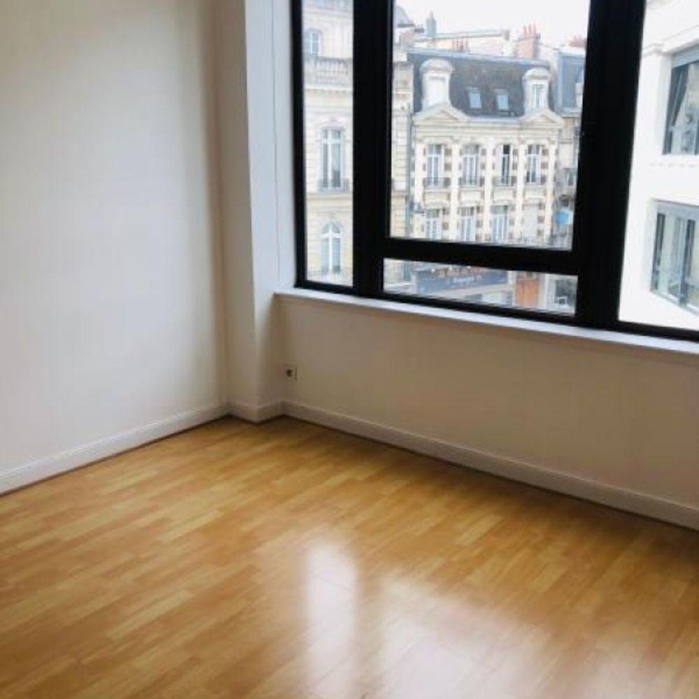 location Appartement - 2 pièce(s) - 50 m² Saint-Quentin (02100)