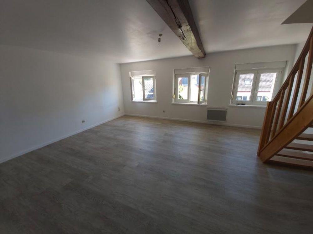 location Appartement - 4 pièce(s) - 73 m² Abbeville (80100)