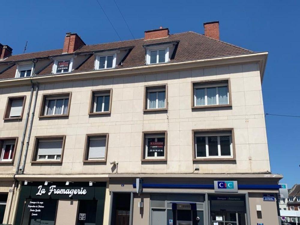location Appartement - 2 pièce(s) - 44 m² Elbeuf (76500)
